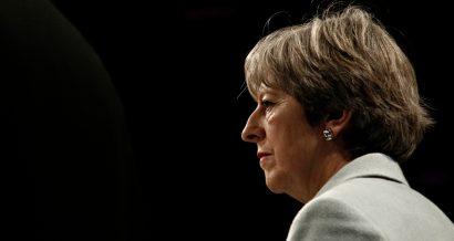 Theresa May, Fot. Alexandros Michailidis / Shutterstock.com