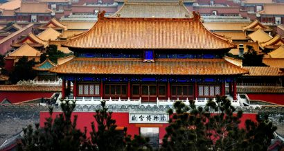 Zakazane miasto w Pekinie. Fot. Shutterstock.com