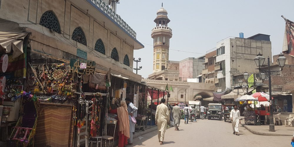 Ulice miasta Lahore w Pakistanie, Fot. W_NAMKET / Shutterstock.com