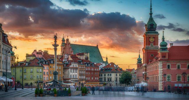 Stare Miasto w Warszawie, Fot. Shutterstock.com