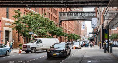 Milk Building, Manhattan, Nowy Jork. Fot. JJFarq / Shutterstock.com
