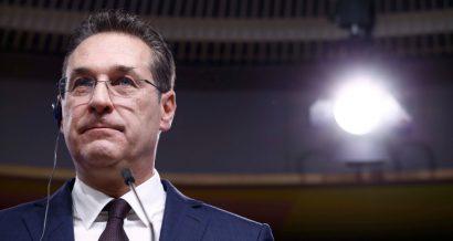 Heinz-Christian Strache, Fot. Alexandros Michailidis / Shutterstock.com