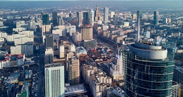 Warszawa - panorama. Fot. Shutterstock