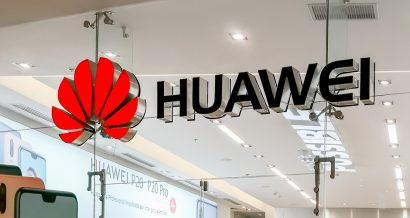 Huawei. Fot. JHVEPhoto / Shutterstock.com