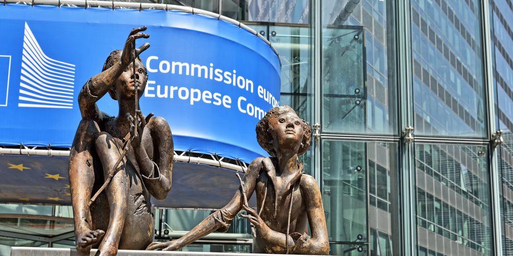 Budynek Komisji Europejskiej, Fot. skyfish / Shutterstock.com