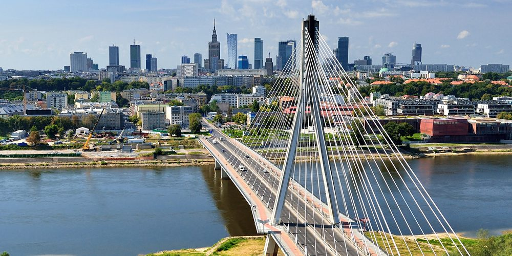 Widok na Warszawę, Fot. Shutterstock.com