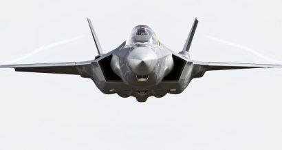 Myśliwiec F-35, Fot. Shutterstock.com