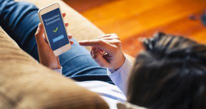 Bankowość mobilna, Fot. Shutterstock.com