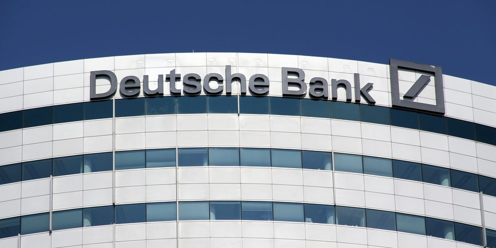 Siedziba Deutsche Banku w Amsterdamie, Fot. JPstock / Shutterstock.com