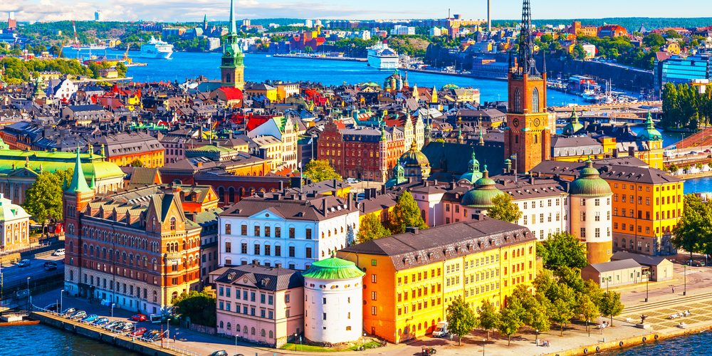 Stare Miasto w Sztokholmie, Fot. Shutterstock.com