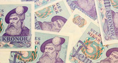 Korona szwedzka, Fot. Shutterstock.com
