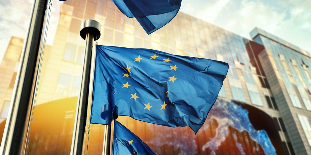 Budynek Parlamentu Europejskiego, Bruksela. Fot. Shutterstock