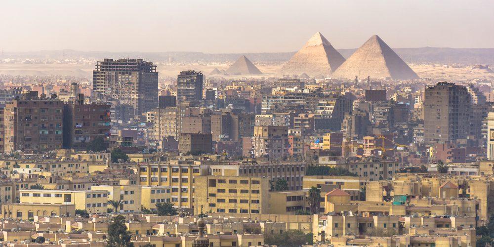 Panorama Kairu, Egipt. Fot. Prin Adulyatham / Shutterstock.com