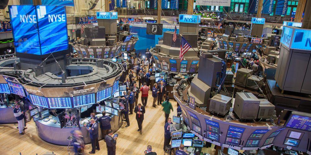 Giełda na Wall Street w Nowym Jorku, Fot. Bart Sadowski / Shutterstock.com