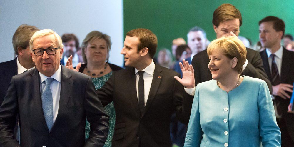 Europejscy przywódcy, Fot. photocosmos1 / Shutterstock.com