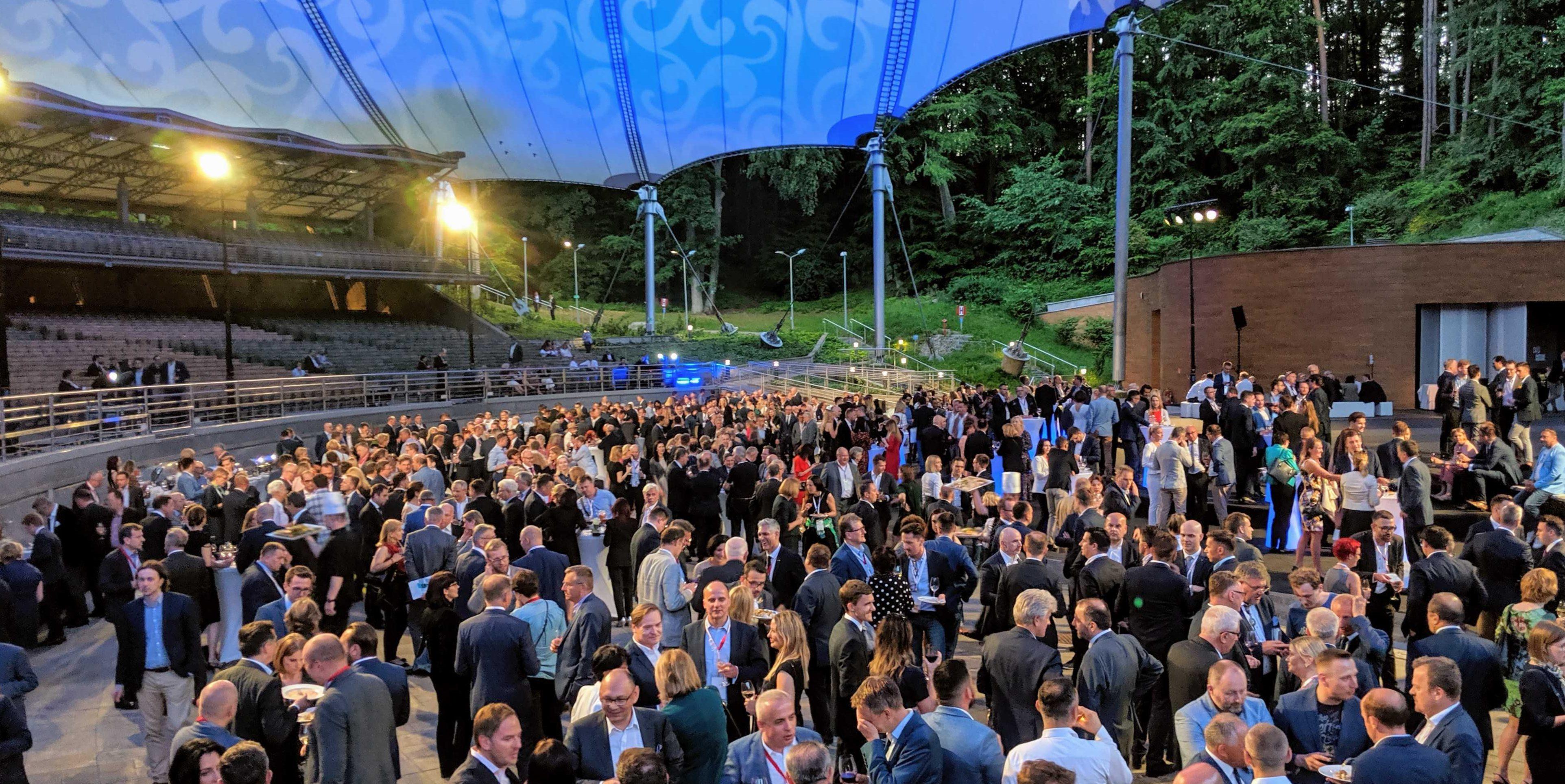 Europejski Kongres Finansowy, kolacja w Operze Leśnej. Fot. 300gospodarka.pl