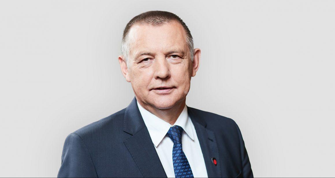 Marian Banaś, nowy minister finansów. Fot. materiały publiczne