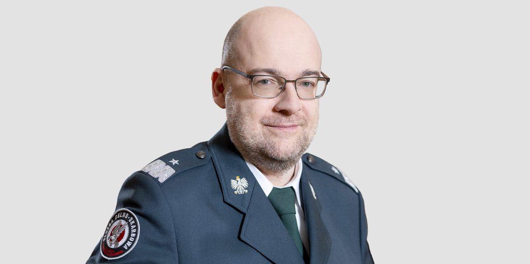 Piotr Walczak, nowy Szef Krajowej Administracji Skarbowej. Fot. Ministerstwo Finansów