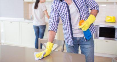 Prace domowe, Fot. Shutterstock.com