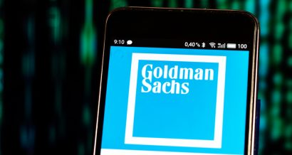 Goldman Sachs. Fot. IgorGolovniov / Shutterstock.com