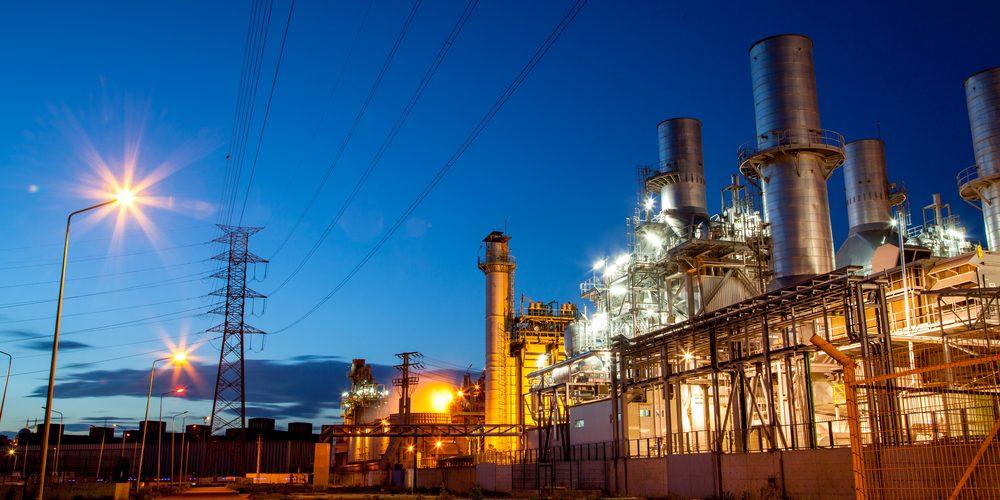 Elektrownia. Fot. Shutterstock