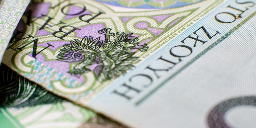 Banknoty PLN, Fot. Shutterstock.com