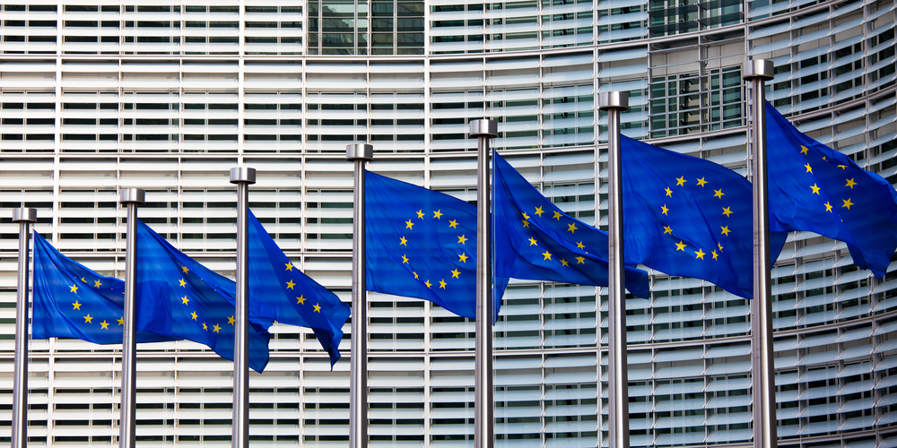 Berlaymont, siedziba Komisji Europejskiej. Fot. Shutterstock