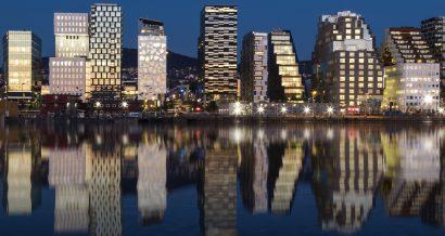 Widok na Oslo, Fot. Shutterstock.com