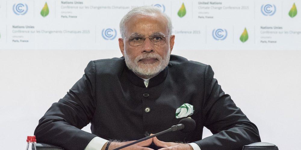 Premier Indii Narendra Modi Fot. Frederic Legrand - COMEO / Shutterstock.com