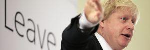 Boris Johnson, Fot. Stuart Boulton / Shutterstock.com