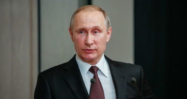Władimir Putin, Fot. Ververidis Vasilis / Shutterstock.com