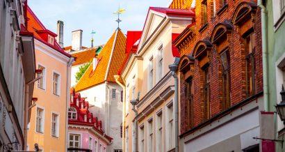 Tallinn, Estonia. Fot. Shutterstock