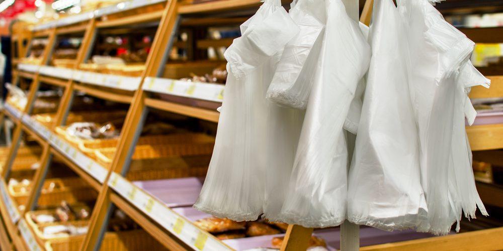 Plastikowe torebki, Fot. Shutterstock.com