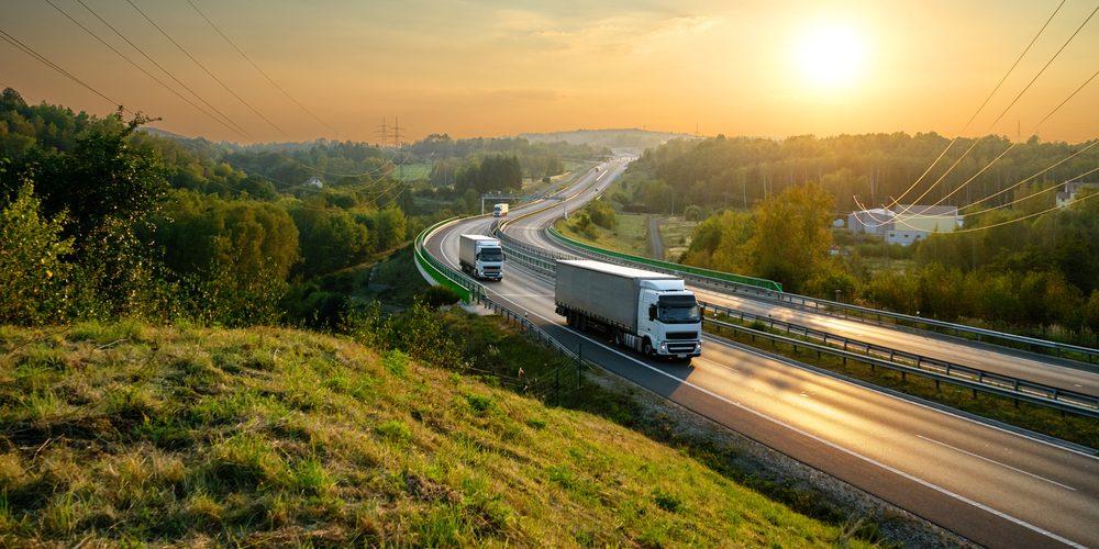 Transport towarowy, Fot. Shutterstock.com