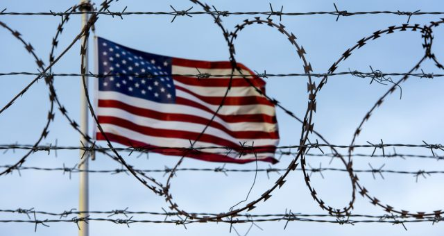 Granica USA, Fot. Shutterstock.com