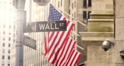 Wall Street w Nowym Jorku, Fot. Shutterstock.com