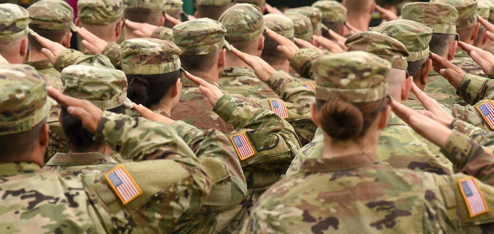 Amerykańscy żołnierze, Fot. Shutterstock.com