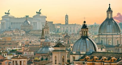 Widok na Rzym, Fot. Luciano Mortula - LGM / Shutterstock.com