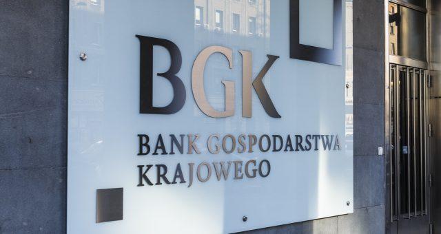 Bank Gospodarstwa Krajowego - budynek