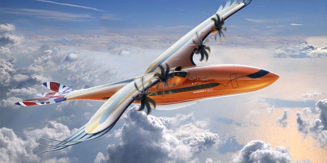 Bird of Prey - koncepcja Airbusa