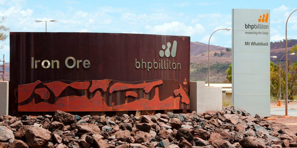 BHP Billiton. Fot. Adwo / Shutterstock.com
