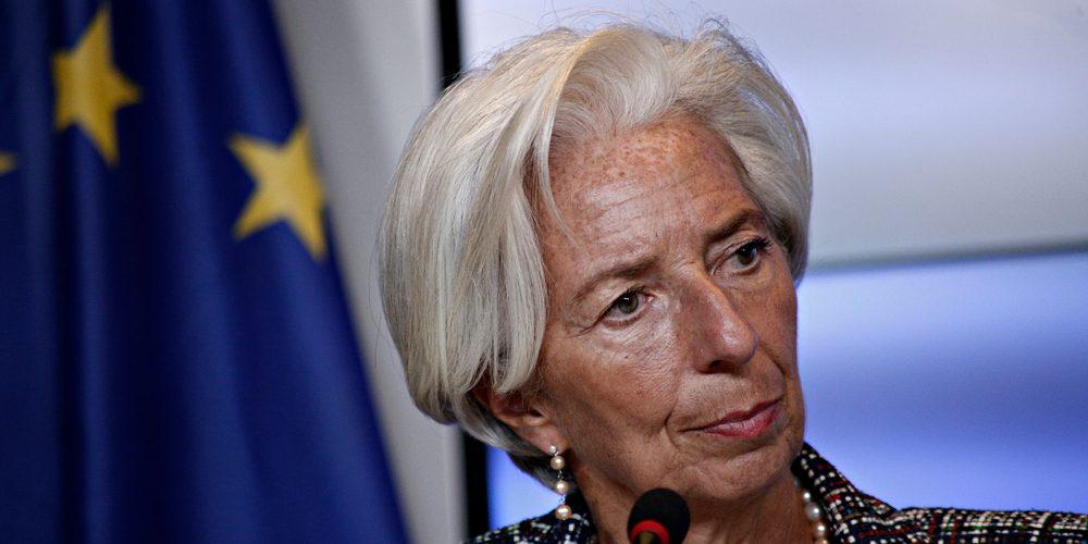 Christine Lagarde. Fot. Alexandros Michailidis / Shutterstock.com