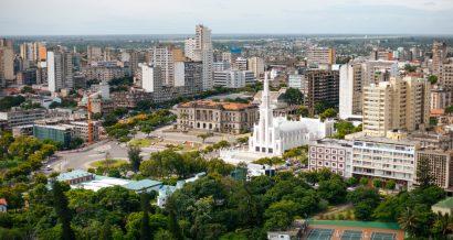 Widok na Maputo, stolicę Mozambiku, Fot. Shutterstock.com