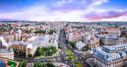 Widok na Bukareszt, Fot. Shutterstock.com