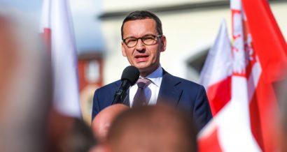 Mateusz Morawiecki, Fot. Kamila Koziol / Shutterstock.com
