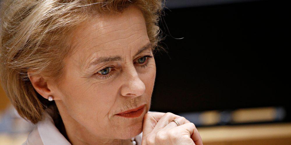 Ursula von der Leyen. Fot. Alexandros Michailidis / Shutterstock.com