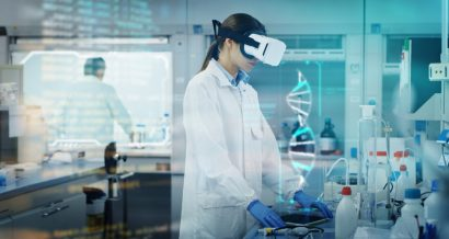 Naukowiec. Fot. Shutterstock