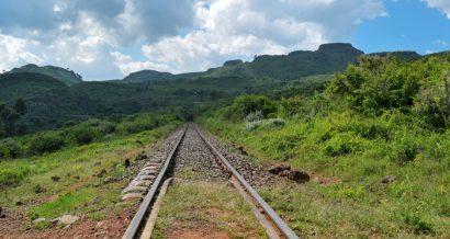 Tory kolejowe w Kenii. Fot. Shutterstock