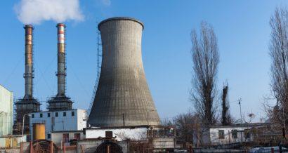Elektrownia węglowa w Rumunii, Fot. Shutterstock.com
