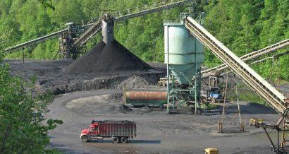 Kopalnia węgla w Kentucky, Fot. Shutterstock.com